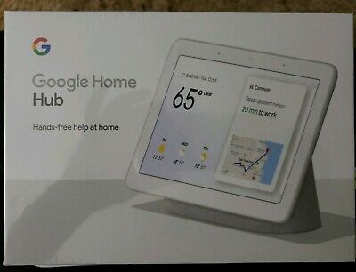 Google Home Hub - Smart Home Controller GA00516-US  (SEALED) **FREE SHIP**