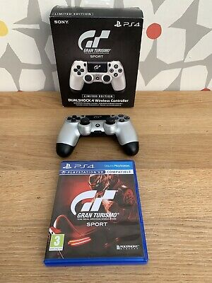 Gran Turismo Sport GT Limited Edition Sony PS4 Dualshock 4 Controller Rare