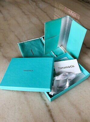 Tiffany and Co Passport Holder