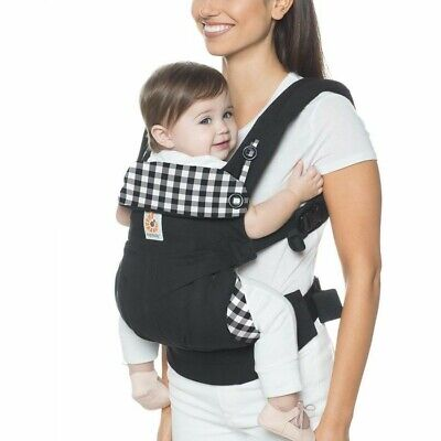 Ergobaby 360 Infant Carrier All Positions Baby To Toddler 12 - 45lbs NEW!! Ergo