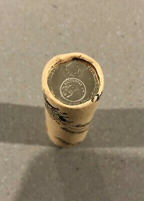 2016 Five Cent 5c Royal Australian Mint Changeover Coin Roll
