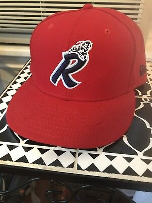 NEW Reading Fightin' Phils Navy Blue Adjustable Baseball Cap Embroidered '47 Br. Baseball-Minors Fan Apparel & Souvenirs