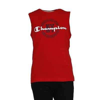 Sleeveless T-Shirt Child Champion Art. 304600 - RS017