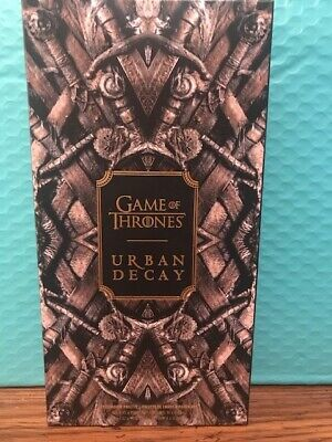 NEW IN BOX~ SOLD OUT~ Urban Decay Game of Thrones Eye Shadow Palette
