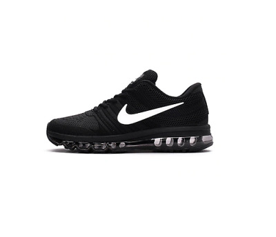 Air Max 2017 Mens Trainers Black