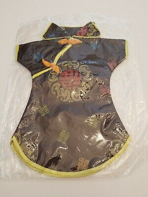 NEW Black Chinese Dress Wine Bottle Cover