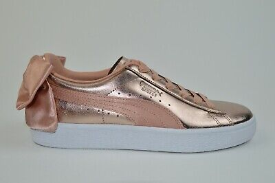 Sneakers PUMA Basket Heart Luxe Wn's 366730 01 Quiet Shade