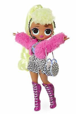 "LOL Surprise Series OMG Lady Diva 10"" Fashion Doll Big Sister Clothing Series 1"