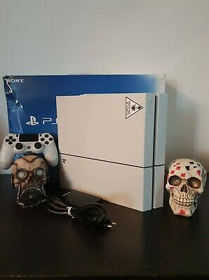 Playstation 4 ps4 bianca CHASSIS 1TB+21 GIOCHI+DAUNTLES+FALLOUT 76+12 MESI PLUS