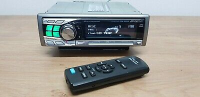 Alpine CDA-9855R RDS MP3/WMA CD-Receiver + Remote Controller