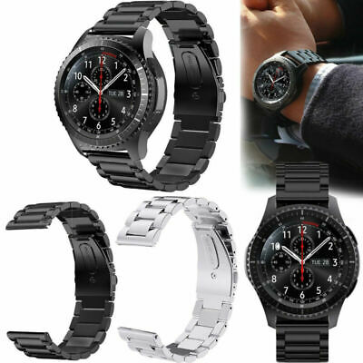 Acciaio inossidabile Replacement Band per Samsung Gear S3 Frontier/Classic Watch