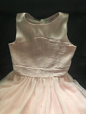 Ted baker Girls wedding/Party Dress Age 10 Years beautiful