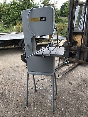 Startrite Bandit 12-S-1 Bandsaw 3 phase Saw Industrial
