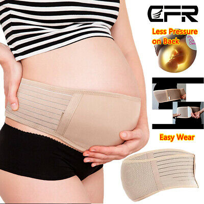 Pregnancy Maternity Postpartum Back Lumbar Support Recovery Belly Waist Belt UK