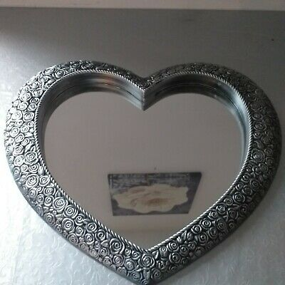 Antique Style ornate Heart Wall mirror Large Dressing Hallway French Mirror new