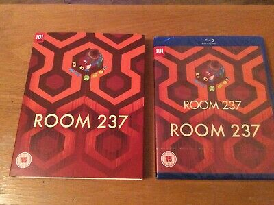 Room 237 Blu ray. With slipcover. New & sealed. Stanley Kubrick. The Shining.