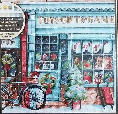 Dimensions Needlecrafts Toy Shoppe Gold Petite Counted Cross Stitch Kit