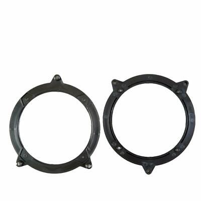 "BMW 3 Series E46 130mm 5.25"" Speaker Collar Adaptor Rings for Rear Parcel Shelf"