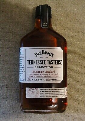 Jack Daniels Tennessee Tasters Selection Hickory Smoked 375 Ml, Exclusive !!