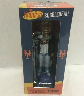 Jerry Seinfeld Bobblehead New York Mets Giveaway 7/5/19 Night