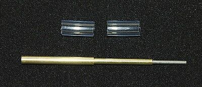 Proto Pipe POKER and 2 blue stem mouthpieces - FREE shipping additional pokers