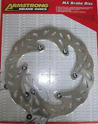 BKF103 Wavy Front Brake Disc for Yamaha WR WR250 FN-FZ  4T   2001-12