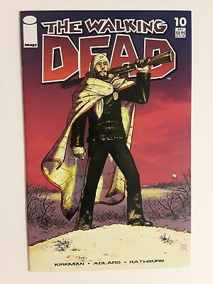 WALKING DEAD #10 (NM 9.4) 2004 CHARLIE ADLARD ART; ROBERT KIRKMAN; 1st Printing