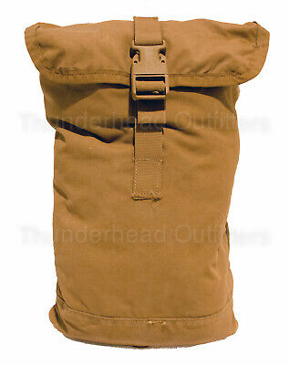 Genuine Issue US Military USMC ILBE FILBE HYDRATION POUCH Coyote FSBE DEVGRU GC