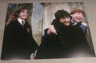 Daniel Radcliffe Nice Signed Autographed 11x14 Photo HARRY POTTER COA