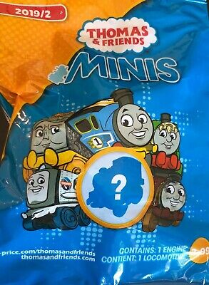 THOMAS & FRIENDS Minis Figures 2019 Wave 3 are here! Thomas