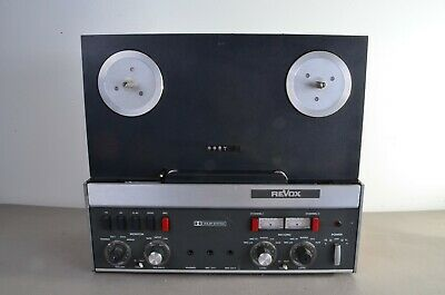 Revox A77 Reel to Reel Tape player recorder