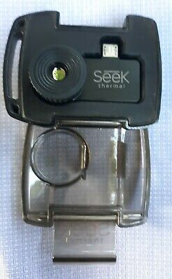 Seek Thermal UW-AAA Compact Wide View Advanced Thermal Imaging Camera Android