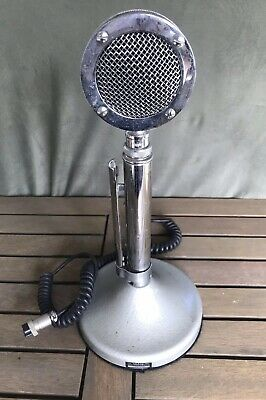 Astatic Microphone on