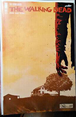 The Walking Dead #193 1st Print FINAL ISSUE Near Mint Low Print!