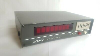 Sony Magnescale LF-200 Digital Position Readout
