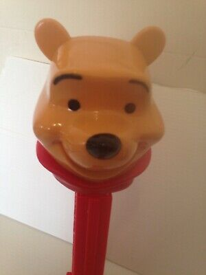 Pooh Bear Large 30cm Pez Dispenser Disney