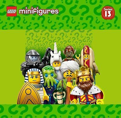 Pick your own Minifigure 🤴 LEGO 71008 🦄 Collectible Minifigures Series 13