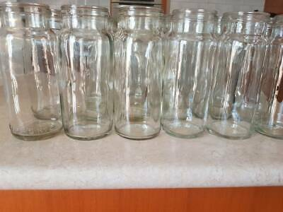 Fowlers Vacola Preserving Jars 40 x Size No. 27 1970's Vintage