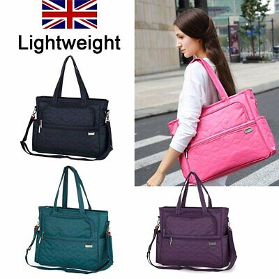 Multi-Function Mummy Changing Bag Baby Diaper Nappy Hospital Tote Shoulder Bags