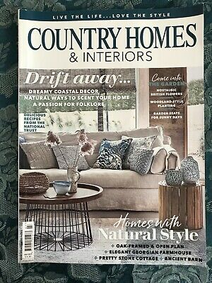 Country Homes & Interiors Magazine July 2019