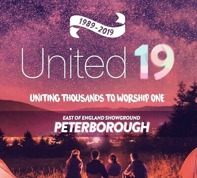 2 TICKETS United 19 Week 2 event Peterborough SELLING CHEAP
