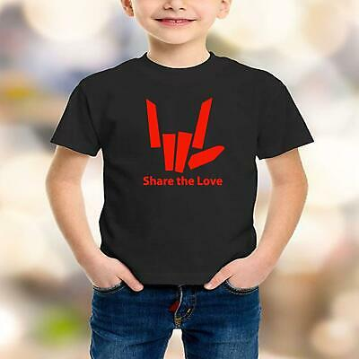 Share The Love Kids Tshirt Youtuber Youtube Sharerghini Car Boys Tee