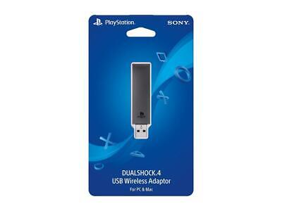 OFFICIAL SONY PlayStation 4 DualShock 4 USB Wireless Adaptor PS4 *RETAIL PACK*