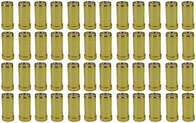 48 x One Pound £1 Coin Holder Gadget Holds Up to 15 Coins Gold Coloured