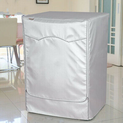 Automatic Roller Washing Machine Cover Dustproof Waterproof Breathable for Home