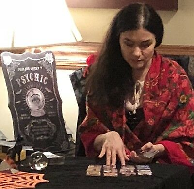 20 min tarot psychic reading by phone - unlimited cards, topics etc
