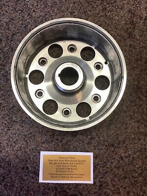 2007 TRIUMPH 675 DAYTONA FLY WHEEL Rotor