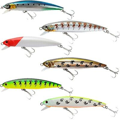 Fishing lures Usami Vertigo Deep 70S range of colors