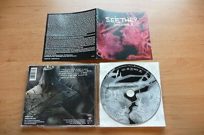 @ Cd Seether - Disclaimer Ii / Wind-Up Records 2004 / Post-Grunge South Africa
