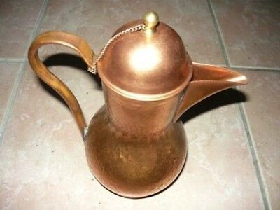 Pot Pitcher Jug Copper Made in Italy